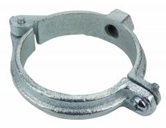 "Split Ring Hanger Hinged Galvanized 3"" IPS"