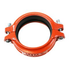 "Grooved Coupling Std Flexible 10"" (101)Nitrile Gasket"
