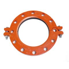 "N/A YET  Grooved Flange Adapter 10"" (007A1)"