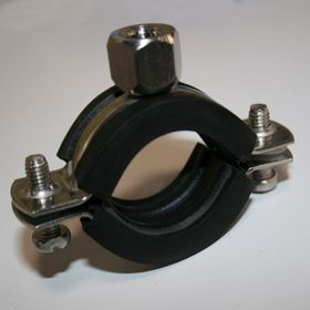 "Split Ring Hanger Stainless Stl 3-1/2""IPS,4""CPS(100-106MM)"